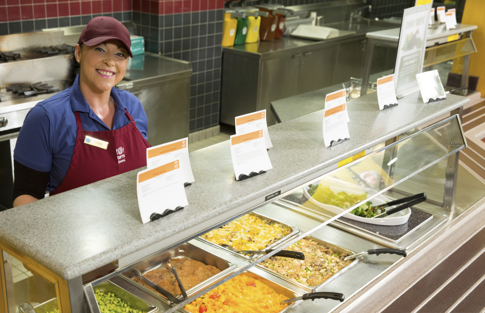 Dining on Campus · Tufts Admissions